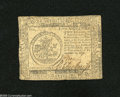 Colonial Notes:Continental Congress Issues, Continental Currency February 17, 1776 $5 Very Fine....