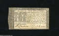 Colonial Notes:Maryland, Maryland March 1, 1770 $6 Extremely Fine, repair....