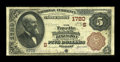 National Bank Notes:Kentucky, Lexington, KY - $5 1882 Brown Back Fr. 471 The Fayette NB Ch. # (S)1720. ...