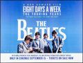 """Movie Posters:Rock and Roll, The Beatles: Eight Days a Week (StudioCanal, 2016) Rolled, Very Fine. British Quad (30"""" X 40"""") DS Advance. Rock and Roll...."""