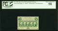 Fractional Currency:First Issue, Fr. 1310a 50¢ First Issue PCGS Choice About New 58.. ...