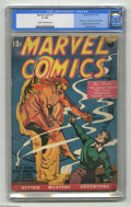 Golden Age (1938-1955):Superhero, Marvel Comics #1 (Timely, 1939) CGC GD 2.0 Cream to off-white pages. When it comes to sheer significance, you can't top Ma...