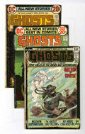 Bronze Age (1970-1979):Horror, Ghosts Group (DC, 1971-81).... (Total: 23 Comic Books)
