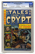 Golden Age (1938-1955):Horror, Tales From the Crypt #36 (EC, 1953) CGC NM 9.4 Off-white pages.Jack Davis' cover headlines another issue of EC's pre-eminen...