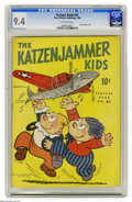 Golden Age (1938-1955):Humor, Feature Books #41 The Katzenjammer Kids (David McKay, 1944) CGC NM 9.4 Off-white pages. Gorgeous copy and the only copy of #...