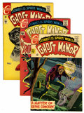 Silver Age (1956-1969):Horror, Miscellaneous Charlton Horror Group (Charlton, 1968-72) Condition:Average VG/FN.... (Total: 21 Comic Books)