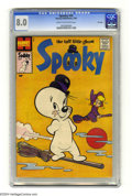 Silver Age (1956-1969):Humor, Spooky #20 File Copy (Harvey, 1958) CGC VF 8.0 Cream to off-white pages. This is the only copy of this issue that CGC has ce...