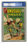Bronze Age (1970-1979):Horror, Unusual Tales #48 (Charlton, 1963) CGC NM 9.4 Off-white pages. Dick Giordano cover. Second-to-last issue. Overstreet 2004 NM...