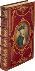 Books:Fine Bindings & Library Sets, [Cosway Binding]. [Miss Currie]. Lord Nelson. The Letters of Lord Nelson to Lady Hamilton; with a Supplement of In...