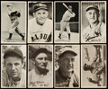 Baseball Cards:Lots, 1936 National Chicle Fine Pens And Goudey Premiums (50). ...