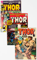 Silver Age (1956-1969):Superhero, Thor-Related Group of 50 (Marvel, 1964-70) Condition: Average VG/FN.... (Total: 50 Comic Books)