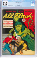 Golden Age (1938-1955):Superhero, All-Flash #19 (DC, 1945) CGC FN/VF 7.0 Off-white to white pages....