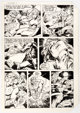 Dick Ayers and Tony DeZuniga The Mighty Crusaders #6 Story Page 2 Original Art (Archie, 1984).... (1)