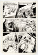Dick Ayers and Tony DeZuniga The Mighty Crusaders #6 Story Page 10 Original Art (Archie, 1984).... (1)