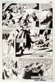 Gene Colan and Bob Smith The Night Force #14 Page 10 Original Art (DC, 1983)