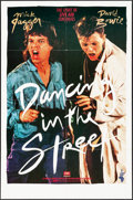 """Movie Posters:Rock and Roll, Dancing in the Street (Music Motions, 1985) Folded, Very Fine+. One Sheet (27"""" X 41""""). Rock and Roll...."""