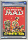 Silver Age (1956-1969):Humor, More Trash from Mad #3 Gaines File pedigree (EC, 1960) CGC VF+ 8.5 Off-white to white pages. Includes six color and four bla...