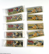 Wheaties (Premiums) Giveaway Group (Walt Disney Productions, 1950-51) Condition: Average VF-. If you're a fan of cereal...
