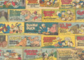 Wheaties (Premiums) Disney Group - Complete (Walt Disney Productions, 1950-51) Condition: Average FN. A complete set of...