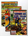 Silver Age (1956-1969):War, Miscellaneous Charlton Western Group (Charlton, 1965-75) Condition: Average VG.... (Total: 19 Comic Books)