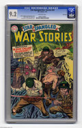 Golden Age (1938-1955):War, Star Spangled War Stories #29 River City pedigree (DC, 1955) CGCNM- 9.2 Off-white pages. Collecting DC war books is quite a...