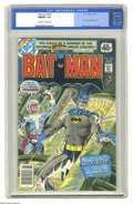 Modern Age (1980-Present):Superhero, Batman Group (DC, 1979-86) Condition: Average NM+. All comics inthis group are CGC NM+ 9.6 with White pages, except as note...(Total: 14 Comic Books Item)