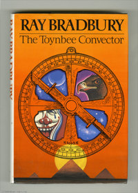 The Toynbee Convector by Ray Bradbury Signed First Edition (1988). Featured in this lot is a signed first edition copy o...
