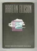 Memorabilia:Miscellaneous, Slippage by Harlan Ellison Signed First Edition (1997). Featured in this lot is a signed first edition hardback copy of Sl...