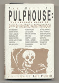Memorabilia:Miscellaneous, The Best of Pulphouse Edited by Kristine Kathryn Rusch Signed First Edition (1991). Featured in this lot is a signed copy of...