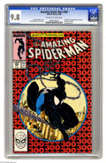Modern Age (1980-Present):Superhero, The Amazing Spider-Man #300 (Marvel, 1988) CGC NM/MT 9.8 Off-whiteto white pages. When all is said and done, this book coul...