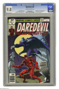 Bronze Age (1970-1979):Superhero, Daredevil #158 (Marvel, 1979) CGC NM/MT 9.8 Off-white to whitepages. A Bronze Age key issue, marking the beginning of Frank...