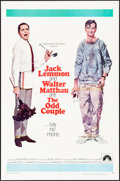 """Movie Posters:Comedy, The Odd Couple (Paramount, 1968) Folded, Fine+. One Sheet (27"""" X 41"""") Robert McGinnis Artwork. Comedy...."""