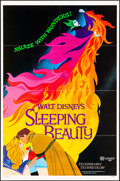 "Movie Posters:Animation, Sleeping Beauty & Other Lot (Buena Vista, R-1979) Folded, Very Fine+. One Sheets (2) (27"" X 41""). Animation.... (Total: 2 Items)"