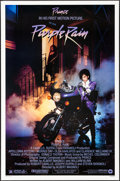 "Movie Posters:Rock and Roll, Purple Rain (Warner Brothers, 1984). Rolled, Very Fine-. One Sheet (27"" X 41""). Rock and Roll.. ..."