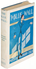Books:Mystery & Detective Fiction, Richard Washburn Child. The Blue Wall. Boston: 1912. Firstedition....