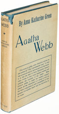 Books:Mystery & Detective Fiction, Anna Katharine Green. Agatha Webb. New York: 1899. Firstedition....