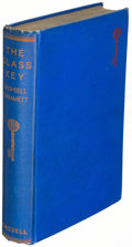 Books:Mystery & Detective Fiction, Dashiell Hammett. The Glass Key. London: 1931. First edition, Cassell issue....