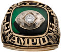 Football Collectibles:Others, 1979 Edmonton Eskimos Grey Cup CFL Championship Ring Presented to Defensive Lineman Jimmy Walker. ...