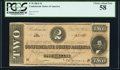 Confederate Notes:1864 Issues, T70 $2 1864 PF-5 Cr. 567 PCGS Choice About New 58.. ...