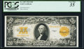 Large Size:Gold Certificates, Fr. 1187 $20 1922 Gold Certificate PCGS Very Fine 35.. ...