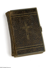Rudolph Dirk' Prayer Book (P. O'Shea, circa 1888). Created in 1897 by Rudolph Dirks, The Katzenjammer Kids is the only c...