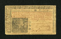 Colonial Notes:New Jersey, New Jersey March 25, 1776 15s Very Fine....