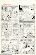 Original Comic Art:Panel Pages, Jack Kirby and Chic Stone - Journey into Mystery #109, Thor page 17Original Art (Marvel, 1964). The X-Men keep their presen...