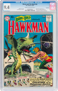 Silver Age (1956-1969):Superhero, The Brave and the Bold #34 Hawkman - Savannah Pedigree (DC, 1961)CGC NM 9.4 Cream to off-white pages....