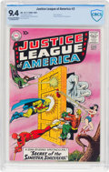 Silver Age (1956-1969):Superhero, Justice League of America #2 (DC, 1961) CBCS NM 9.4 Cream tooff-white pages....