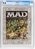 Magazines:Mad, MAD #27 (EC, 1956) CGC NM/MT 9.8 Off-white to white pages....