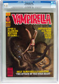Magazines:Horror, Vampirella #101 (Warren, 1981) CGC NM/MT 9.8 Off-white to white pages....
