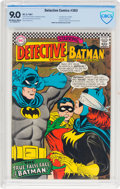 Silver Age (1956-1969):Superhero, Detective Comics #363 (DC, 1967) CBCS VF/NM 9.0 Off-white to white pages....