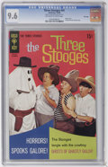Silver Age (1956-1969):Humor, Three Stooges #41, 44, and 50 File Copies CGC Group (Gold Key, 1968-71).... (Total: 3)