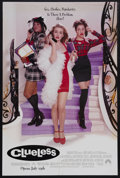 """Movie Posters:Comedy, Clueless (Paramount, 1995). One Sheet (27"""" X 40"""") Double Sided. Romantic Comedy. Starring Alicia Silverstone, Stacey Dash, B..."""